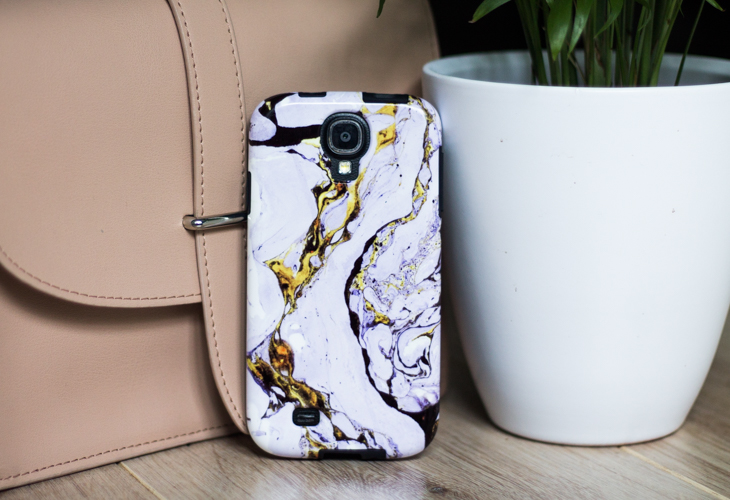 Fashion Attacks new Visual Language Collective marble Beola phone case