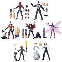 "Hot Pick - Marvel Legends Infinite Series Build A Figure Absorbing Man 6"" Action Figures"