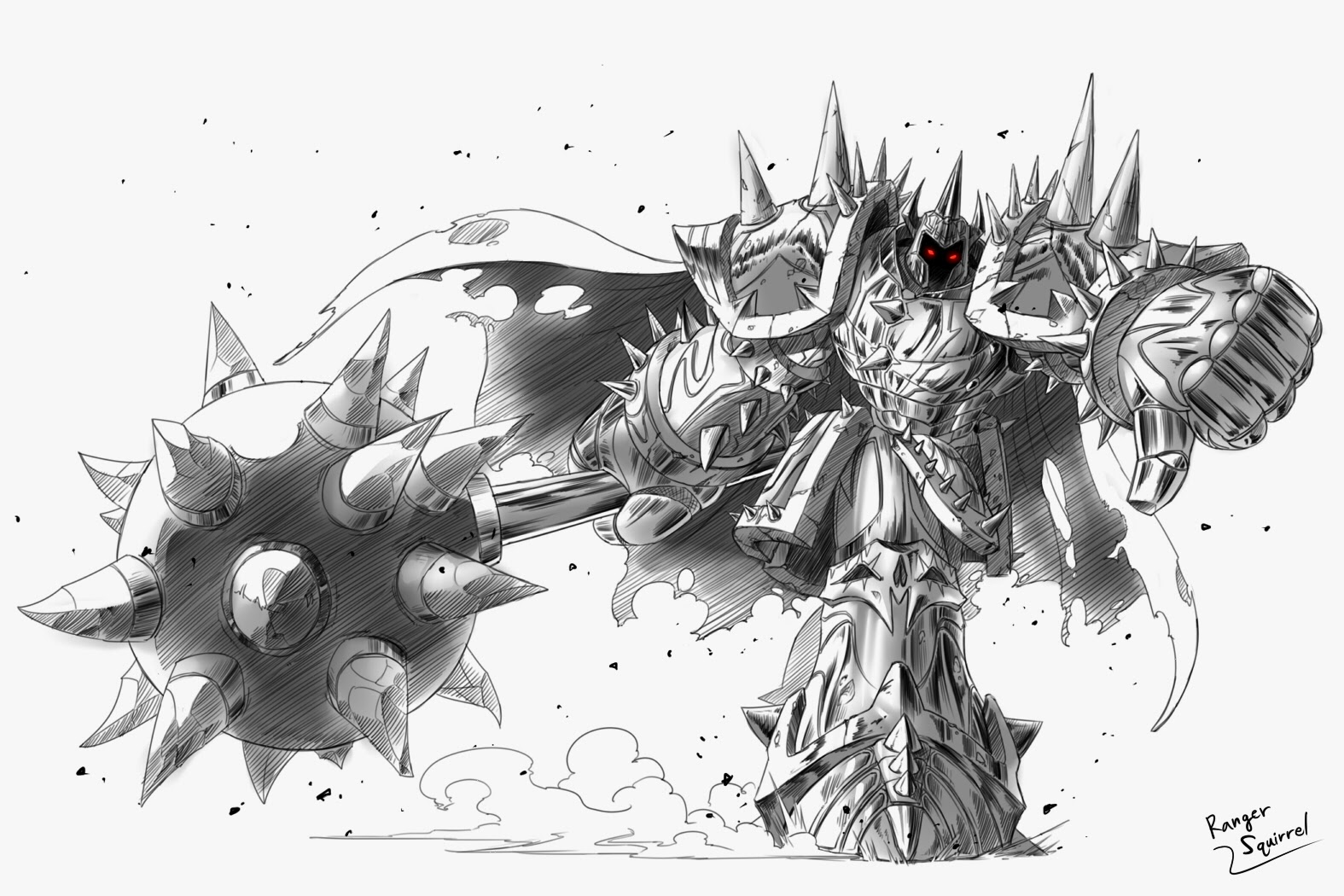 Mordekaiser League of Legends Wallpaper full HD