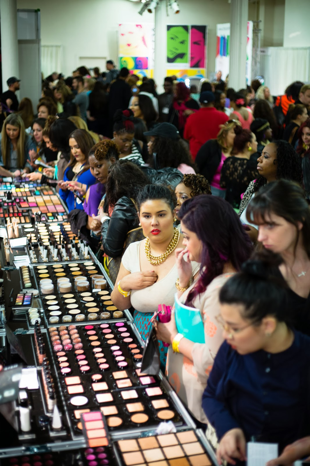 Makeup events nyc
