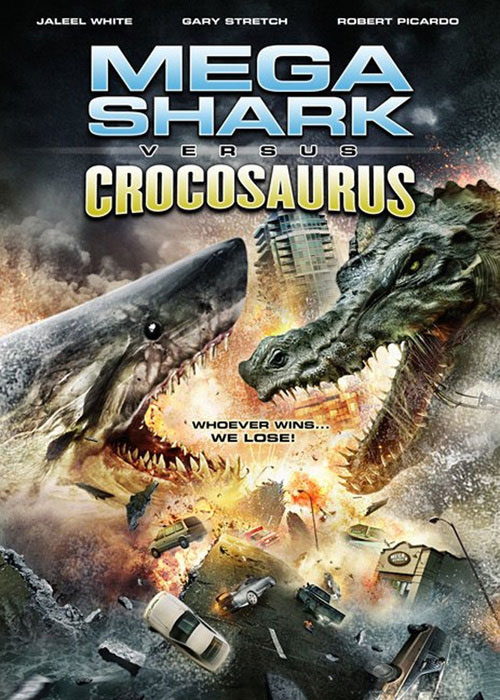 Mega Shark Vs Crocosaurus – Dublado
