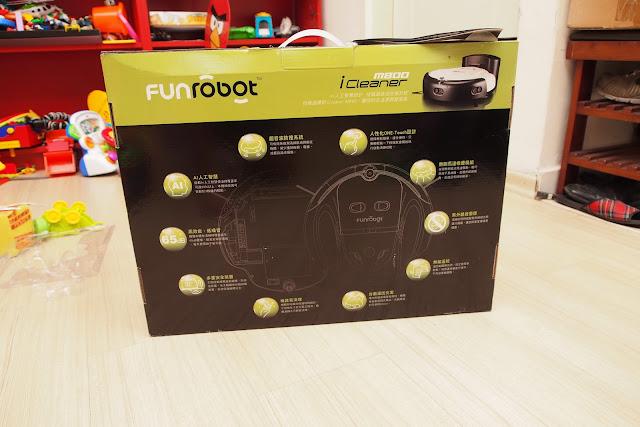 FUNROBOT iCleaner M800