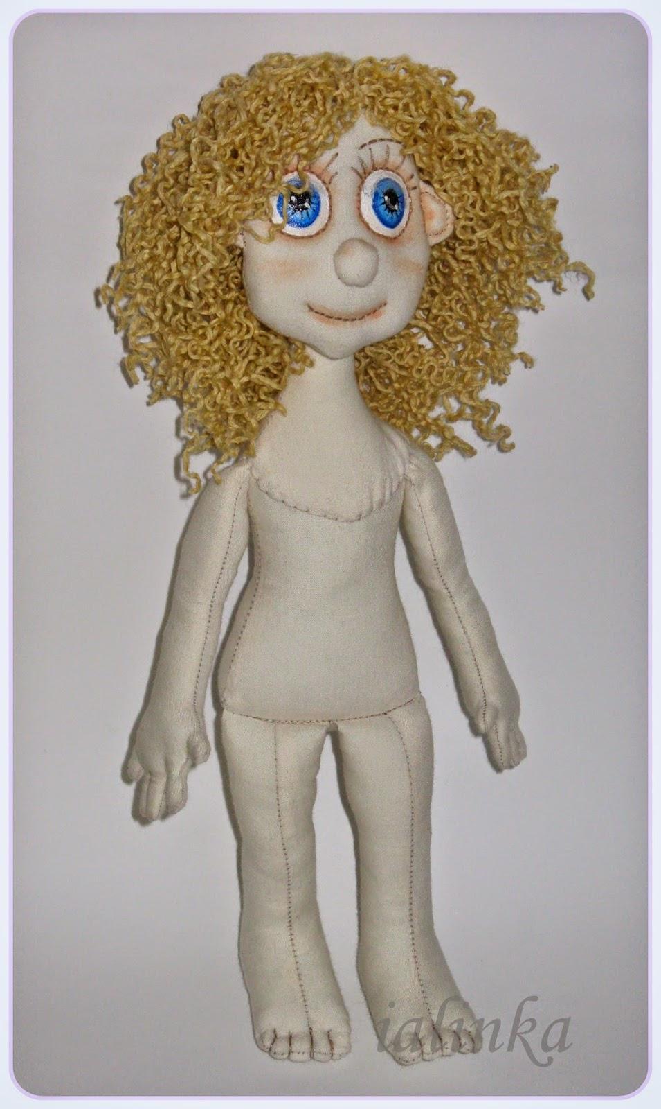 волосы карамелька кукла совместный пошив