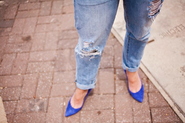 Bloggers Who Budget Denim for Less