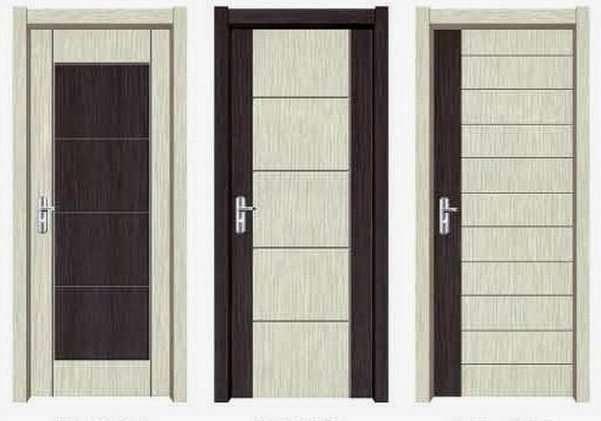Model Pintu Rumah Minimalis 2