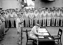 http://en.wikipedia.org/wiki/Japanese_Instrument_of_Surrender