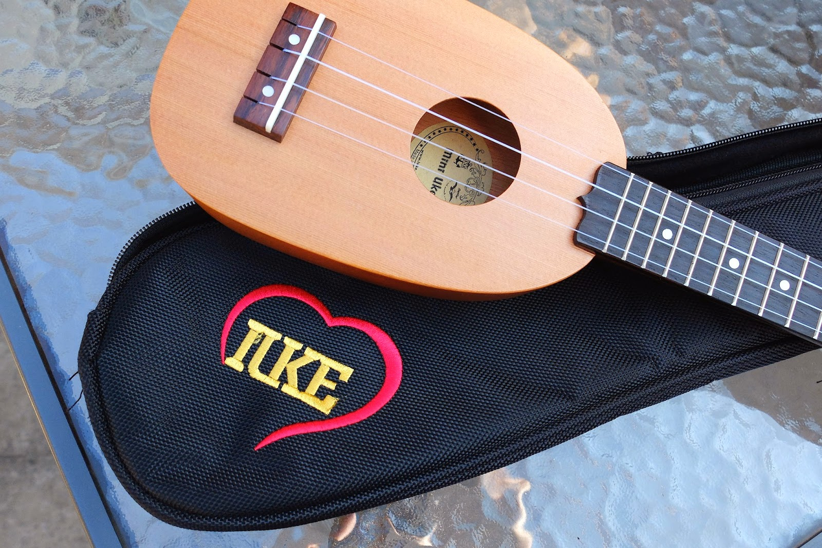 iUke Piccolo Mini Ukulele gig bag