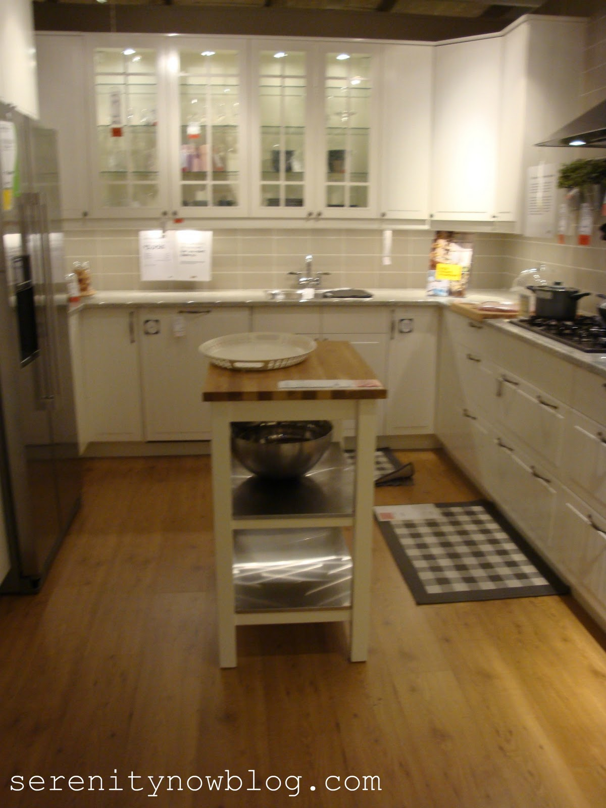 Serenity now ikea decorating inspiration our shopping fun for Ikea kitchen ideas pictures