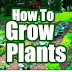 How To Grow Plants - Free Kindle Non-Fiction