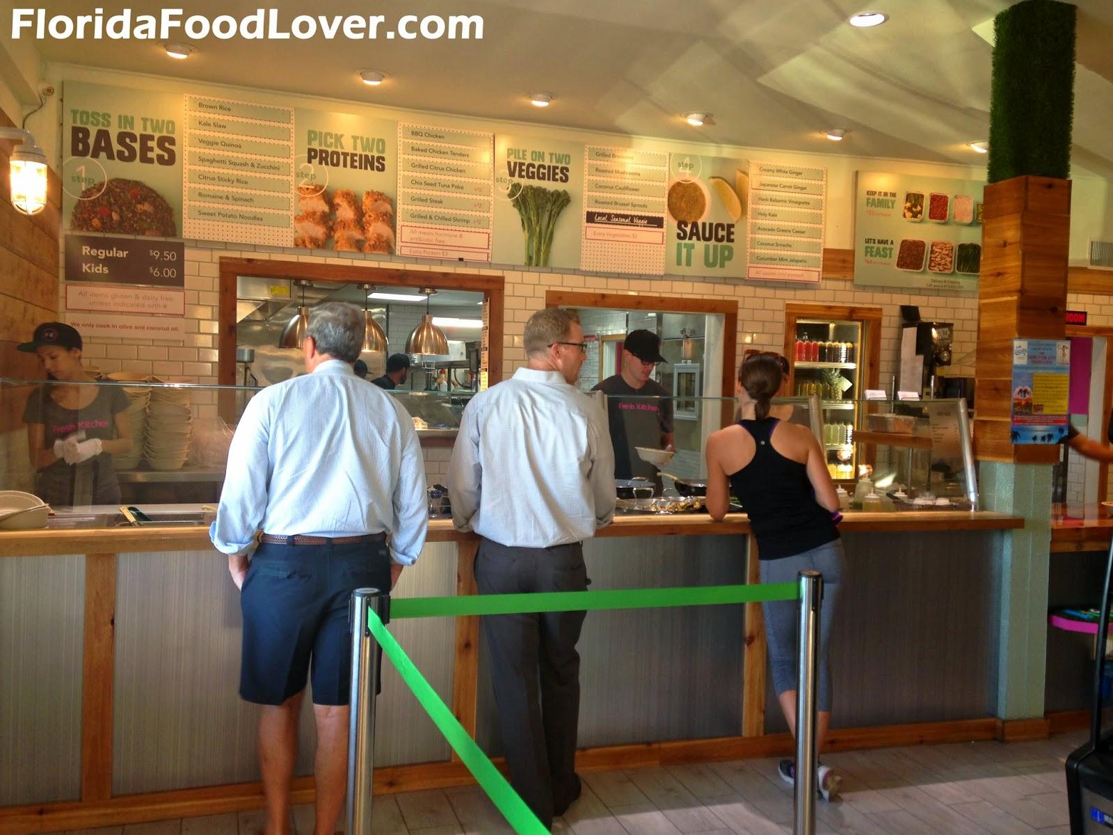 florida food lover fresh kitchen tampa fl