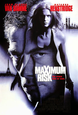 Poster Of Maximum Risk (1996) Full Movie Hindi Dubbed Free Download Watch Online At worldfree4u.com