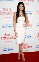 Selena Gomez Hotel Transylvania Premiere