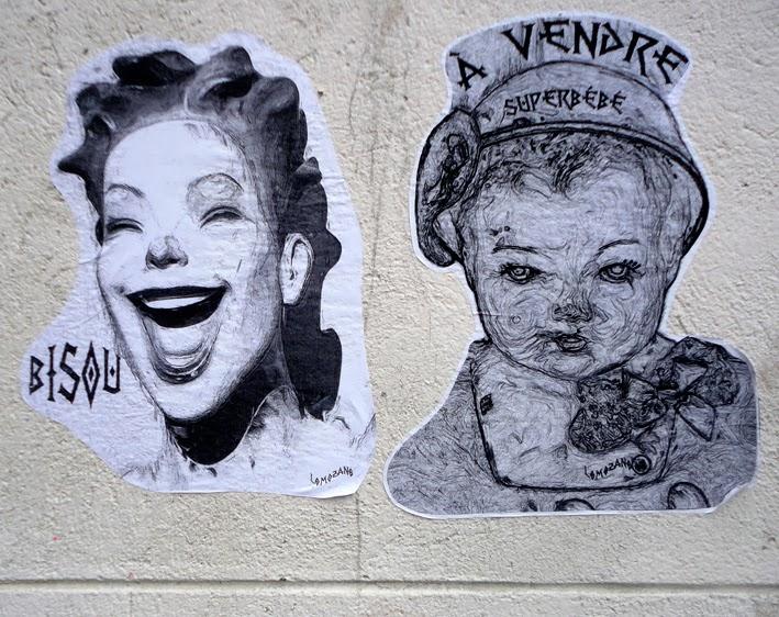 portraits de Parisiennes