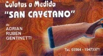 ADRIAN GENTINETTI  CULATAS