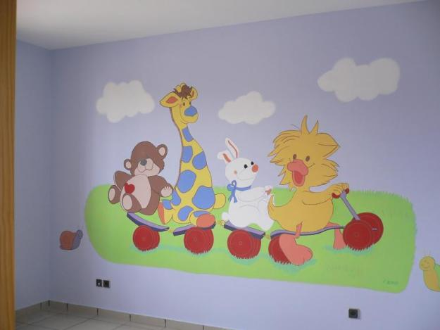 Decoraciones infantiles for Decoracion para bebes