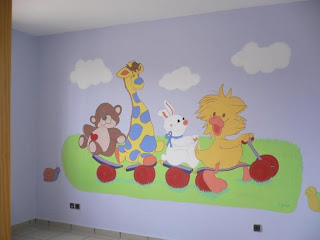 decoraciones infantiles figuras en goma eva