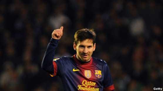 Messi Akan Tandatangani Perpanjangan Kontrak