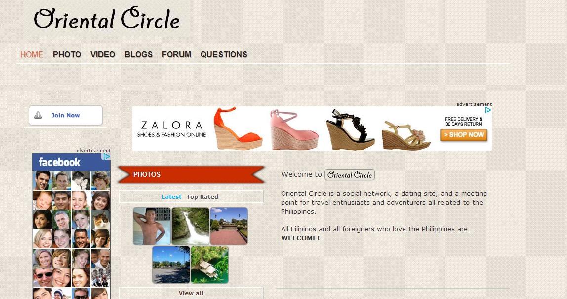 My partner dating website