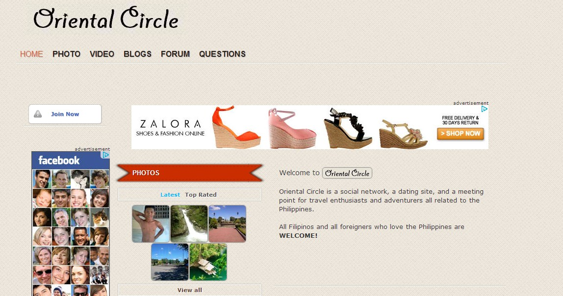 free dating sites and social networks