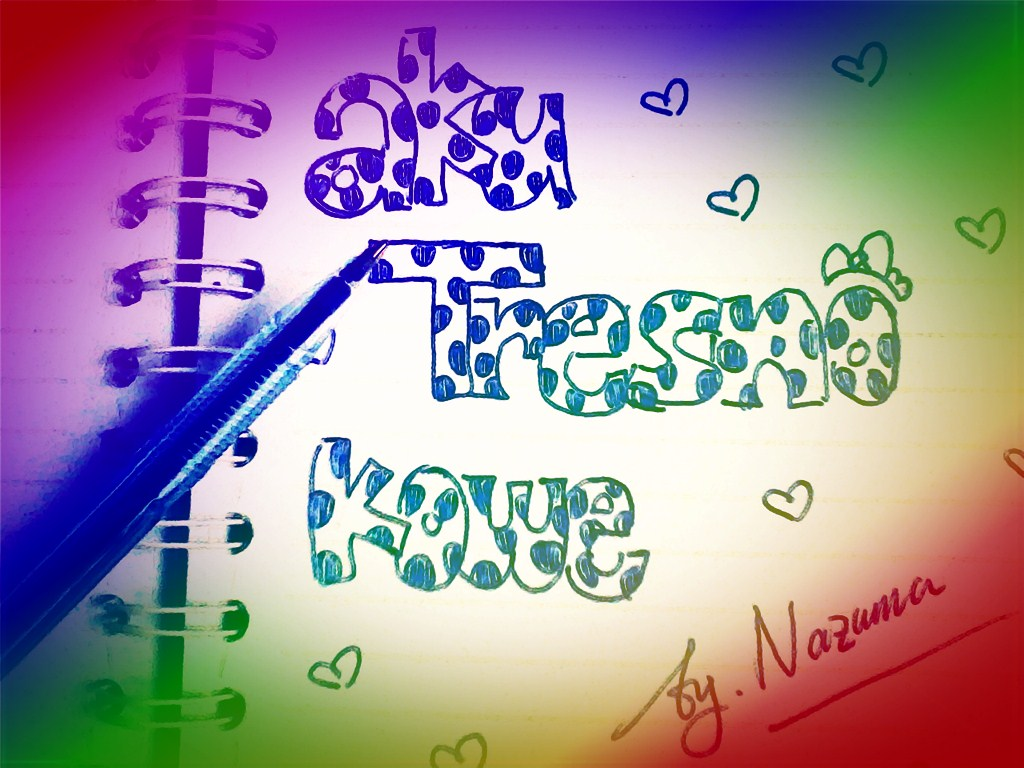 Seratus Bahasa, Aku Cinta Kamu