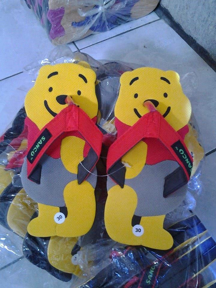 Sandal Sancu Baby Bear
