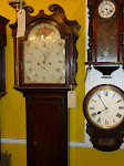 Clocks, Click on photo for more information on our clocks.