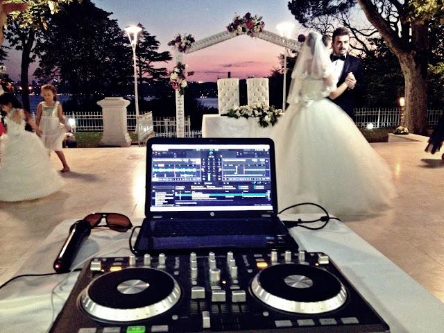 Beykoz Korusu Sosyal Tesisleri'nde Düğün / DJ Serhat Serdaroğlu