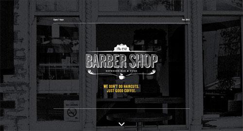 Barber Shop Boca Raton : Web Design Fact A Leading Design and Technology Blog for Designers