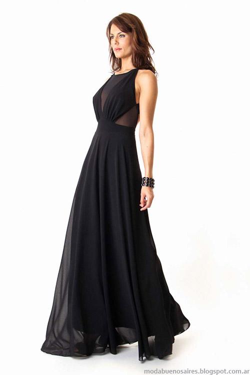 Vestidos de fiesta 2015 Verónica Far. Moda 2015.