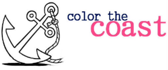color the coast