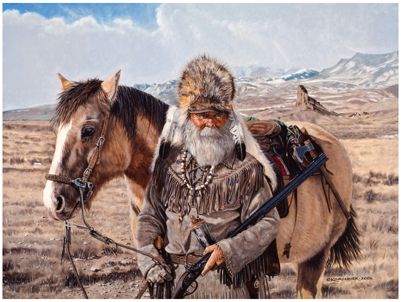 The Mountain Men and the Fur Trade Lot 73