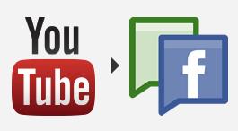 youtube ke fanpage fb