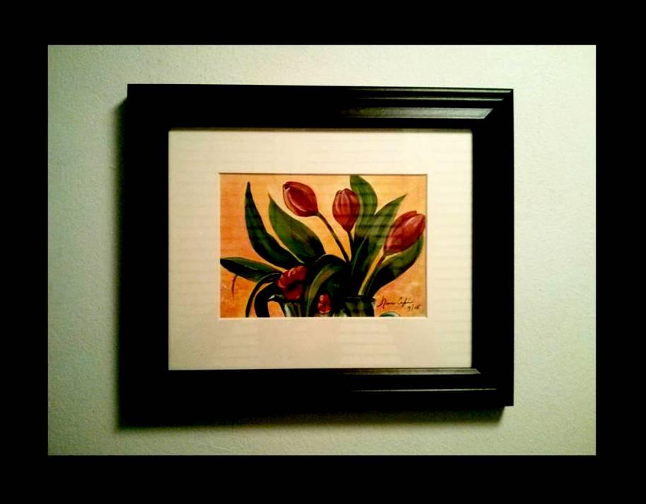 Un Tulipan Rojo ®