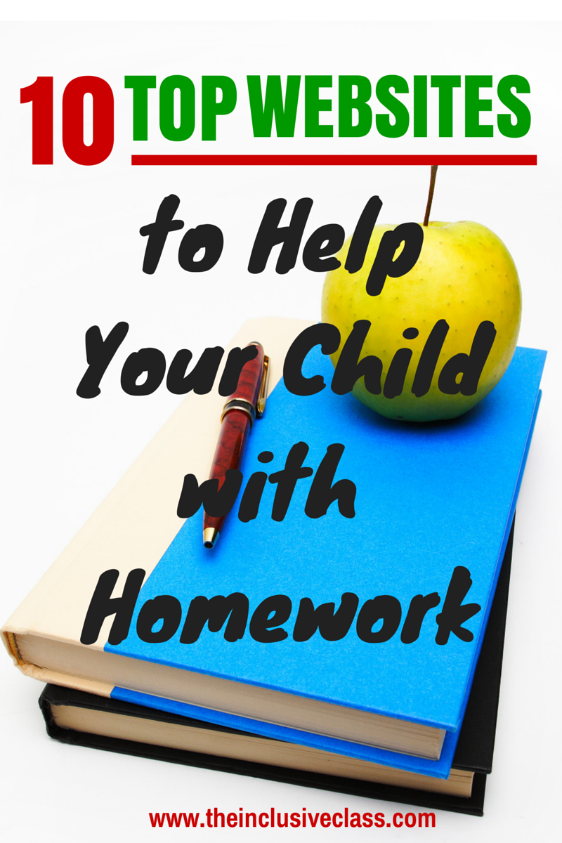 Ingenious Homework Help Sites - Real Simple