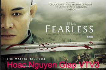 Phim Hoắc Nguyên Giáp [2012] Trên VTV3 Online