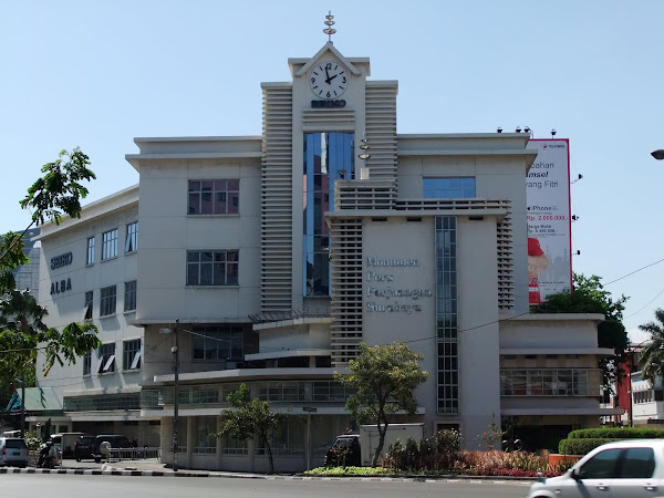Monumen Pers Perjuangan Surabaya