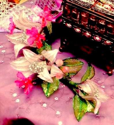 Bunga Lily Q dip