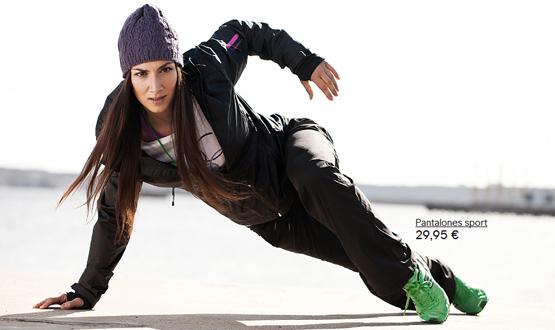 pantalones sports mujer