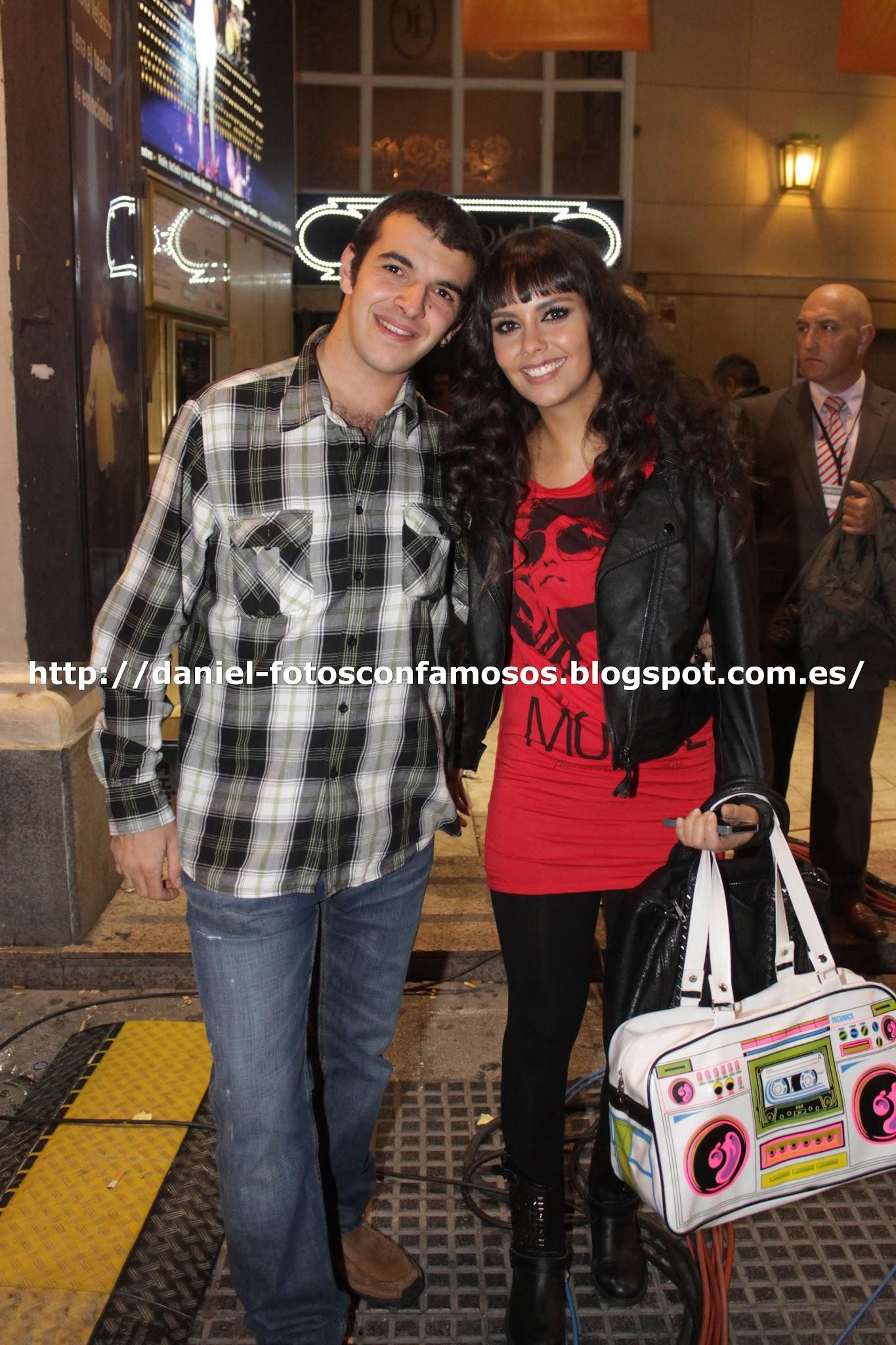 ¿Cuánto mide y pesa Cristina Pedroche? - Real height Cristina+Pedroche