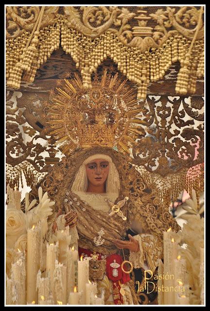 Rostro Esperanza de Triana 2013