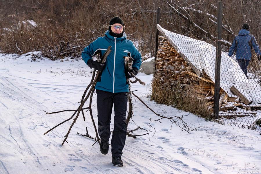 Вокруг Тургояка, искупаться, пока озеро не замерзло.