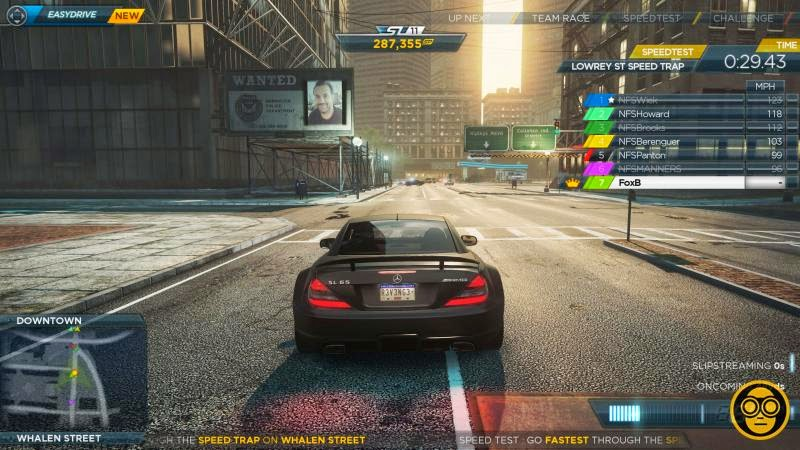 Download NFS Most Wanted 2012