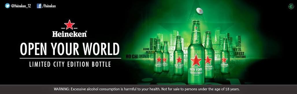 """heineken open your world essay """"open your world"""": what small businesses can learn from heineken heineken is one of the world's most recognized brands and as it turns out, when it comes to."""