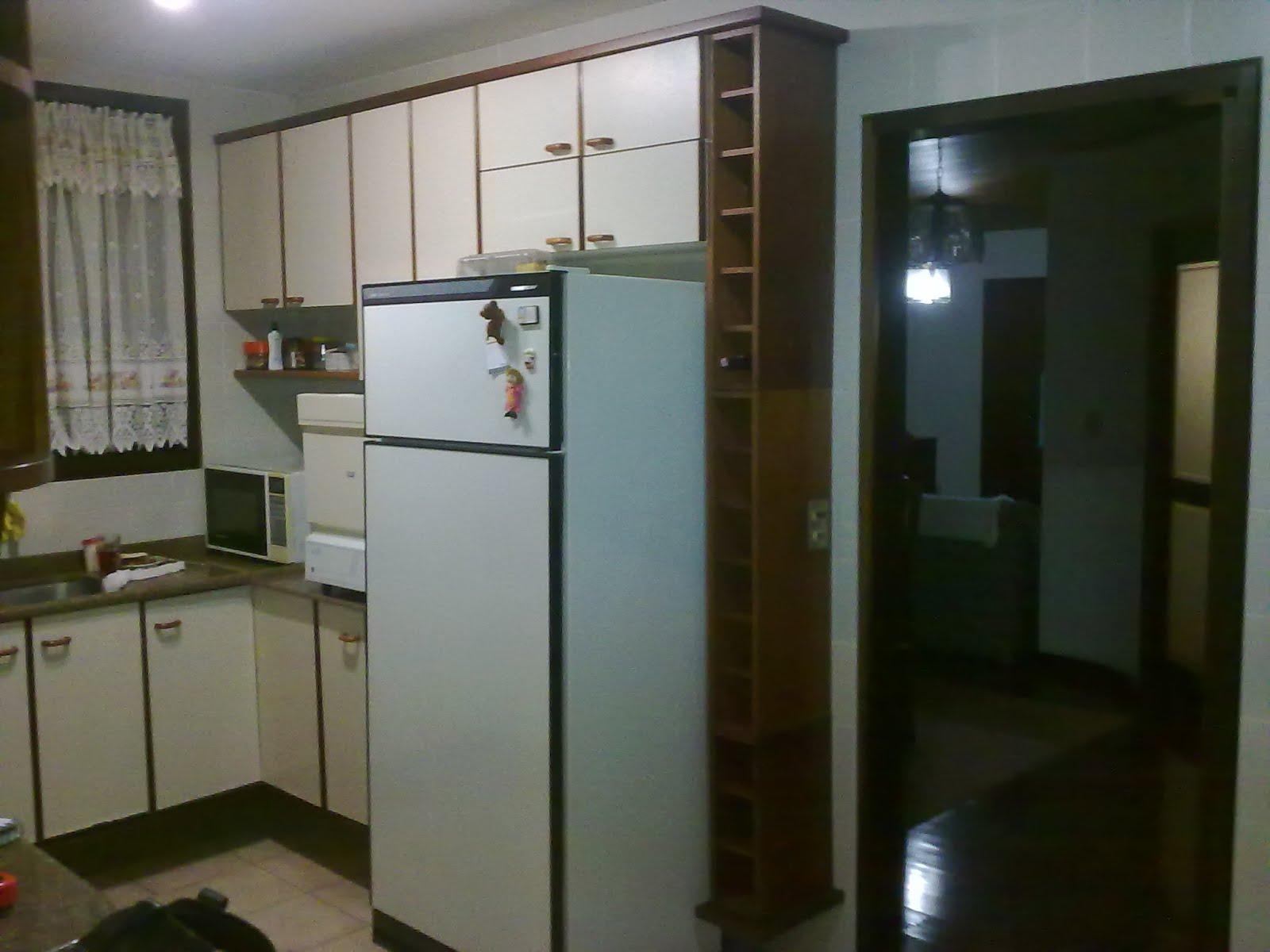 Sperling Coelho Arquitetura: Interiores Reforma de Cozinha #5E4D3B 1600 1200