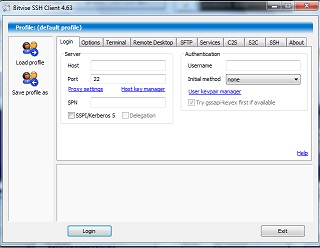 Download Bitvise ssh client 4.60 work 2015
