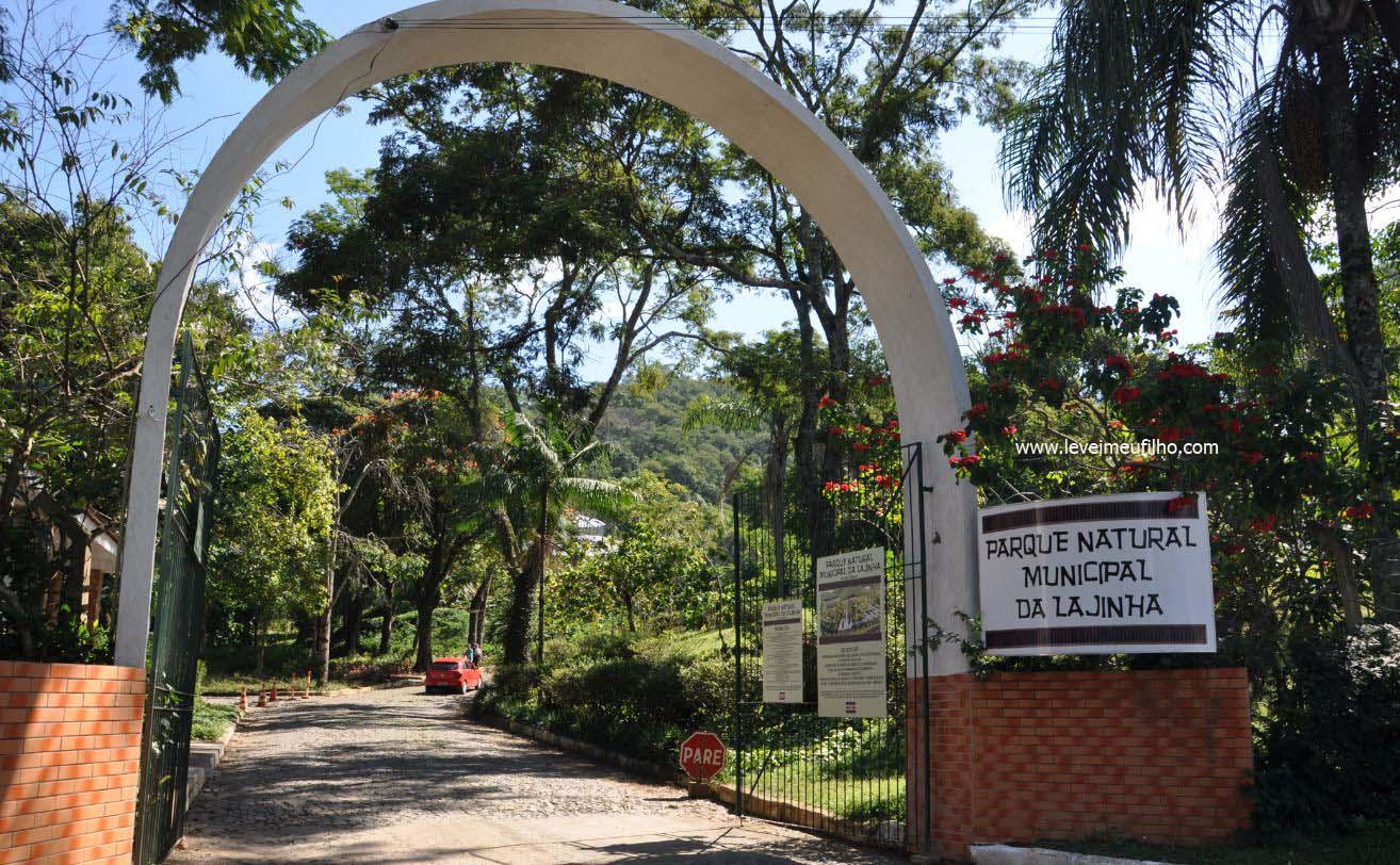 PARQUE DA LAJINHA - JUIZ DE FORA - MG