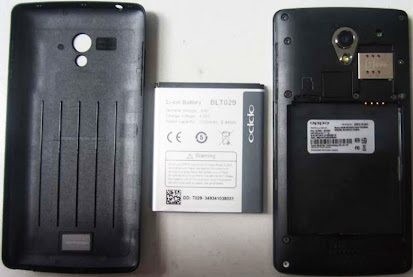 Smartphone Oppo R1001