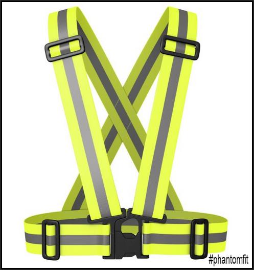 Phantom Fit Safety Vest