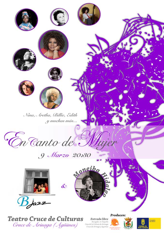 """BJazz presenta """"EnCanto de mujer"""""""