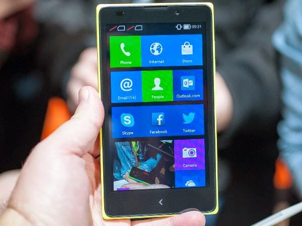 Nokia XL chính thức được bán tại Việt Nam với giá 3,7 triệu
